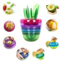 Fruit Slicer Set Creative Kitchen Tool – $15.99