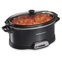 Hamilton Beach Portable 7-Quart