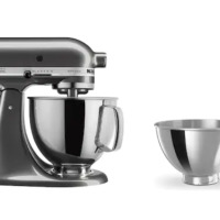 KitchenAid Artisan 5-qt. Tilt-Head Stand Mixer with Extra 3-qt. Bowl Value Bundle