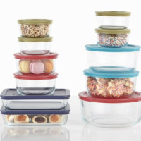 Pyrex 22-pc. Food Storage Set