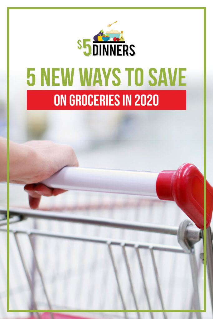 ways to save groceries 2020