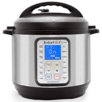 Instant Pot Plus 6 Qt, 9-in-1 - DEAL OF THE DAY!