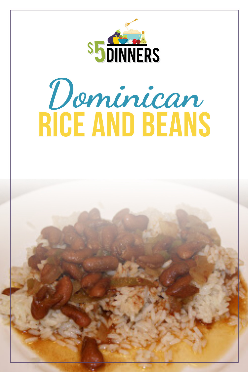 dominican rice and beans recipe