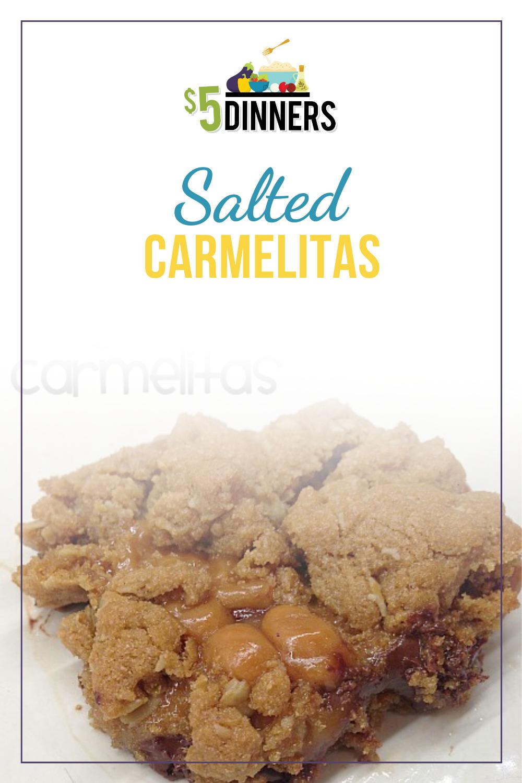 salted carmelitas