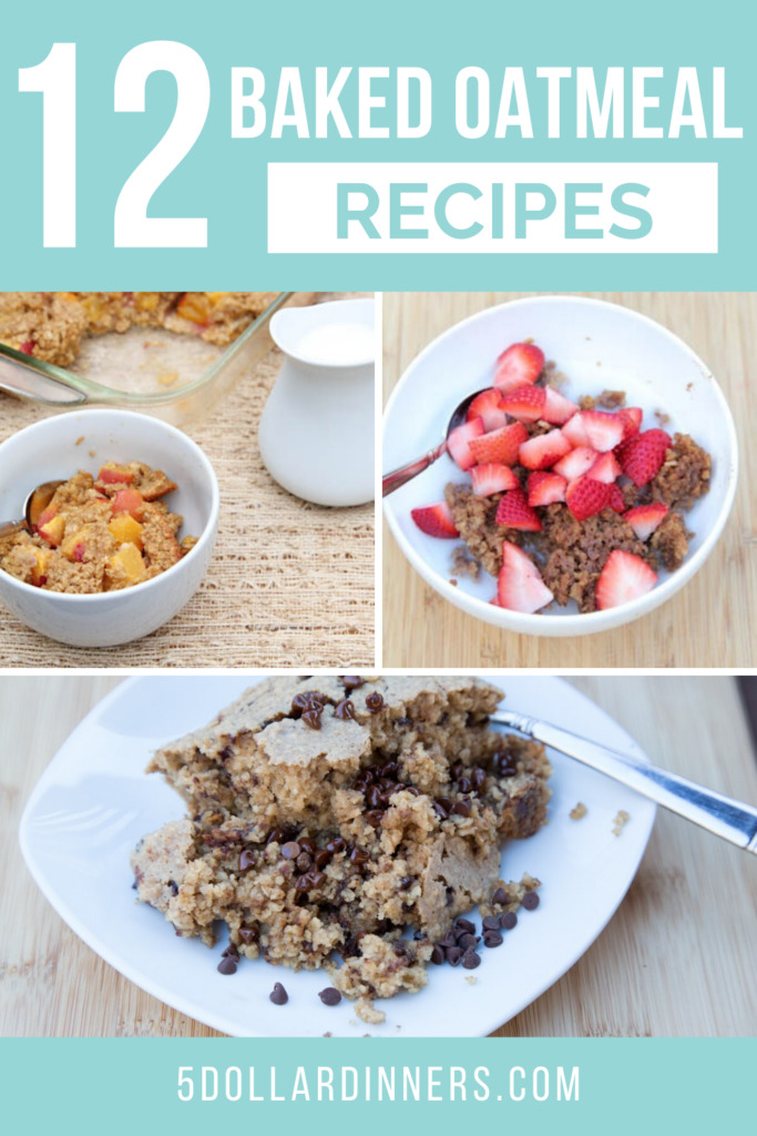 Best Baked Oatmeal Recipes