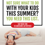 summer kid activities