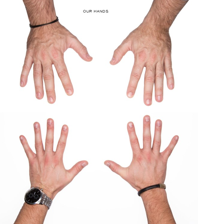 Pan-Pot Hands 5elect5