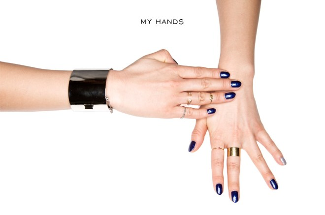 Hands Alyn 5elect5