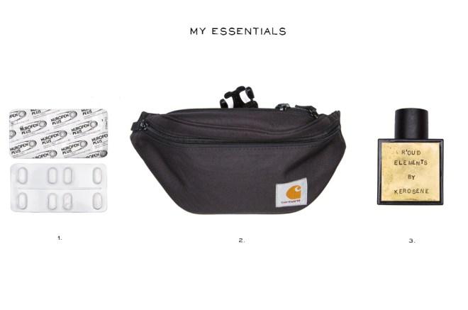Essentials Shigeto 5elect5