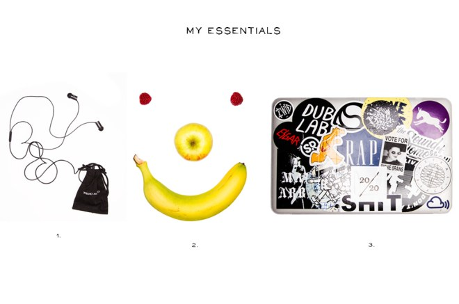 Essentials Tim Parker 5elect5