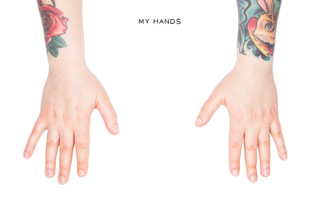Hands Alinka 5elect5