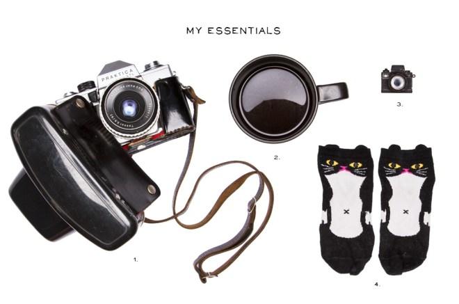Essentials Barbara Klein 5elect5