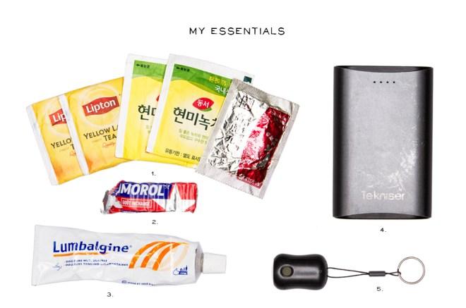 Essentials Francois X 5elect5
