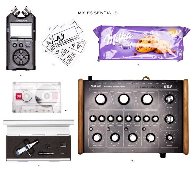 Essentials Amila 5elect5