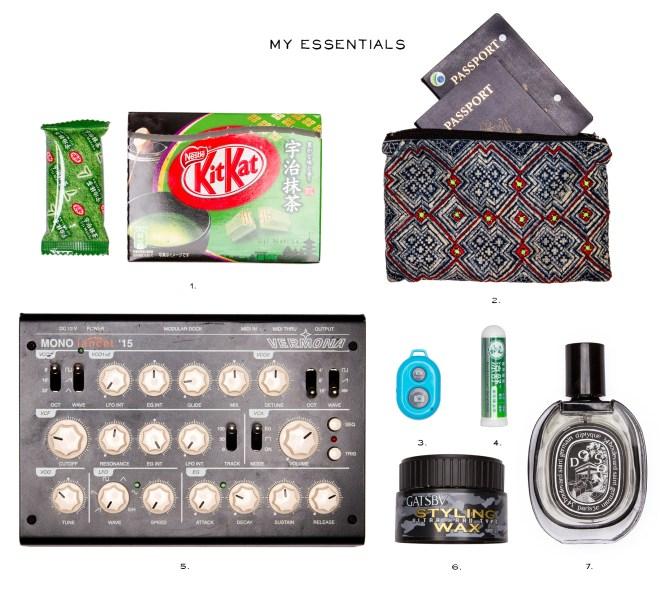 Essentials Bezier 5elect5