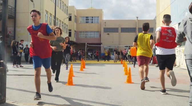 Αναβολη ημερας σχολικου αθλητισμου