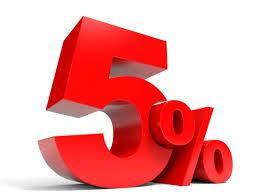 Πίνακας με τις παθήσεις που εντάχθηκαν στο 5%