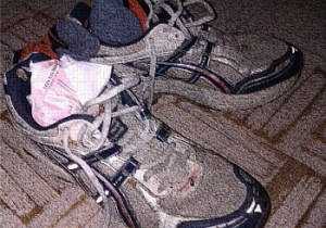 running shoes care tips