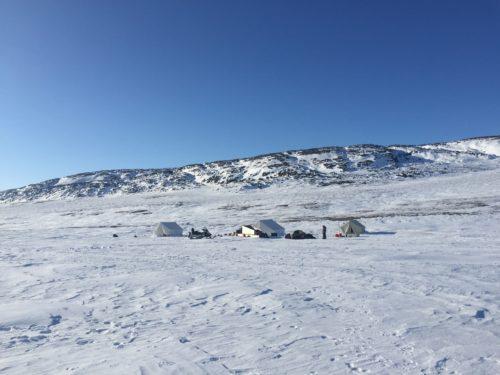 camping Nunavut