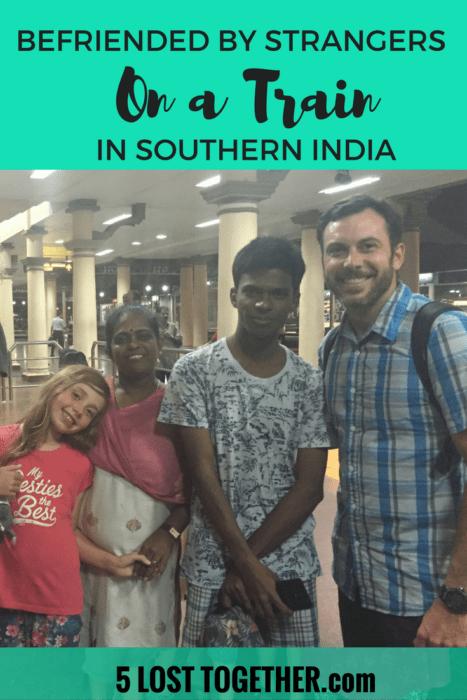 India train experience