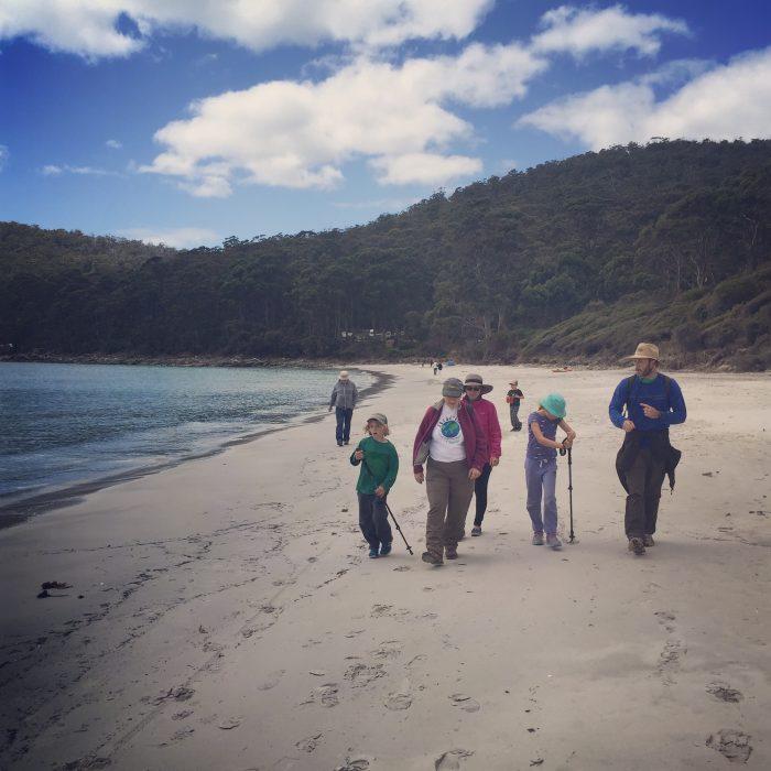 Fortescue Beach walk