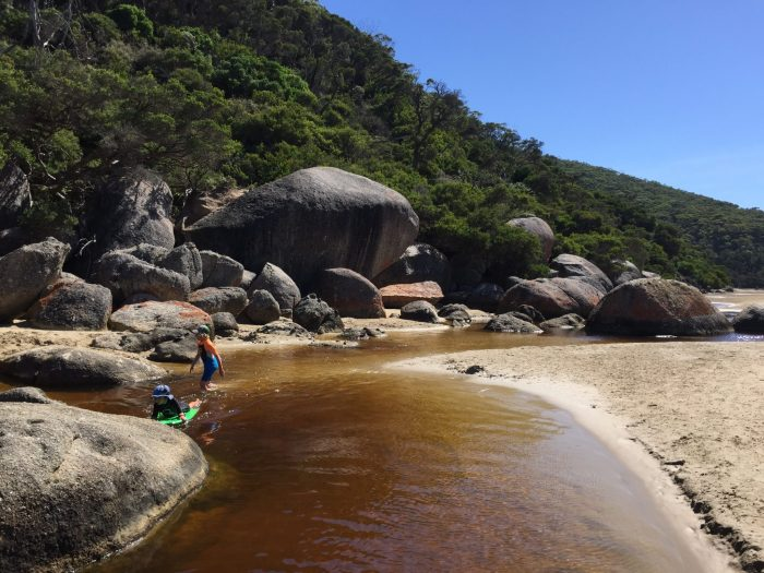 Tidal River Wilsons Prom Highlights