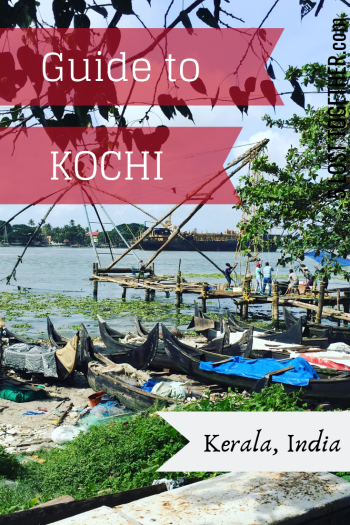 Guide to Kochi Kerala India