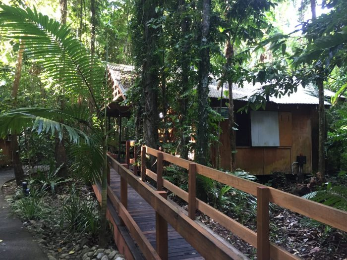 Where to stay Cape Trib