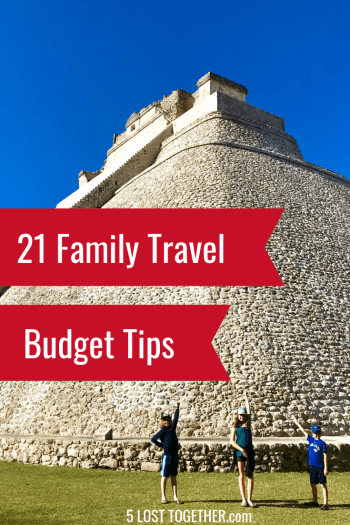 Family Travel Budget Tips