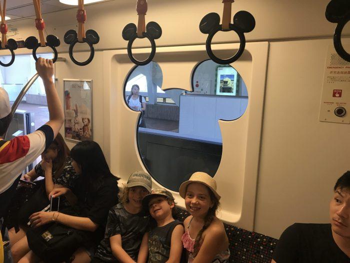 Disney Sea monorail
