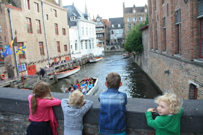 Belgium with kids