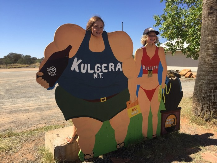 Kulgera roadhouse