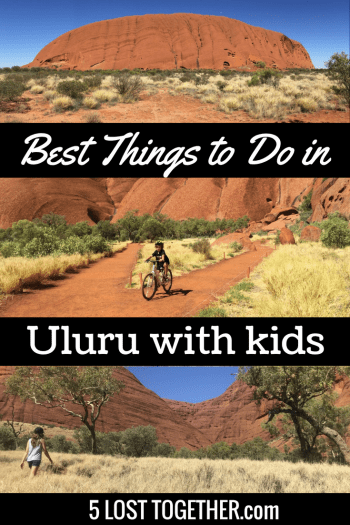 Things to do in Uluru with kids