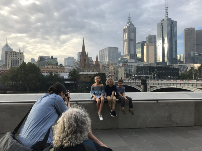 how to get the best family travel photograph