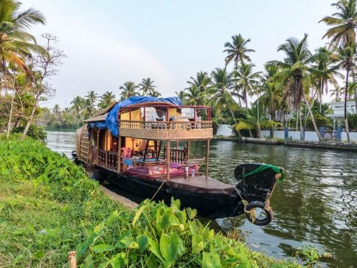 Kerala Backwaters House boat