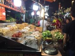 Jalan Alor streetfood
