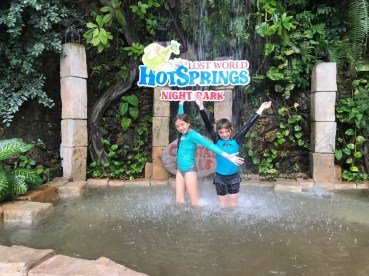 Lost World Tambun Hot Springs