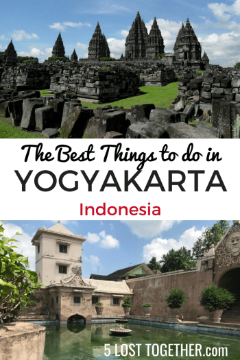 Best things to do in Yogyakarta