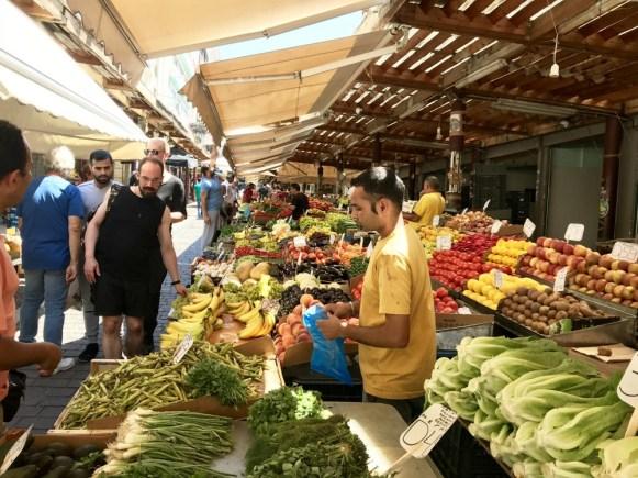 Central Market Athens