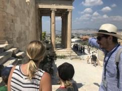 guided tour Acropolis