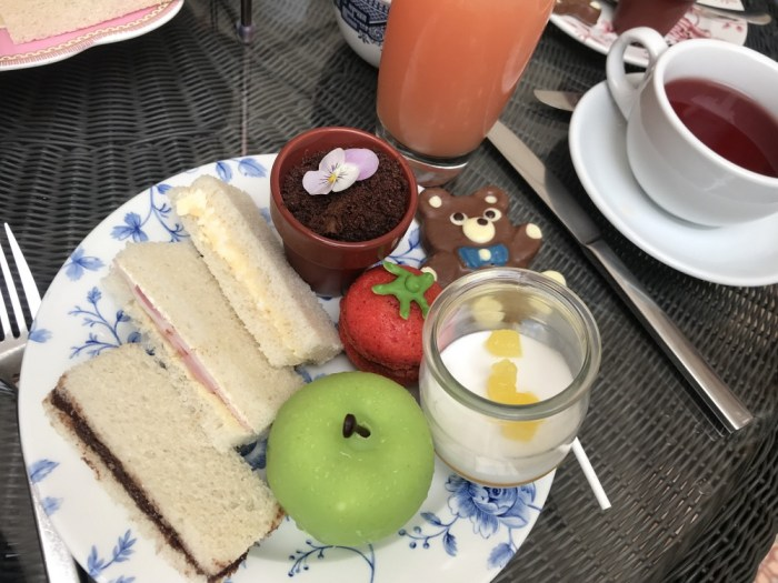 kids tea in London