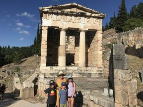 Delphi with kids