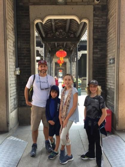 Guangzhou with kids