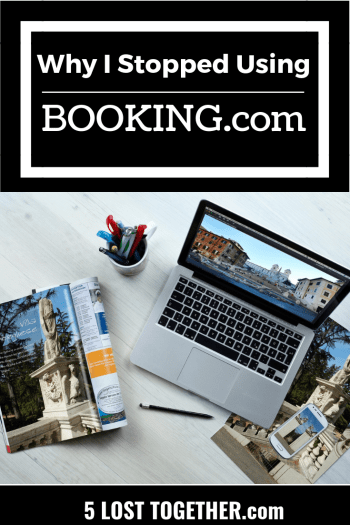 Booking.com scams