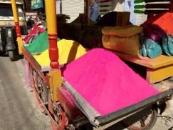 Holi powders