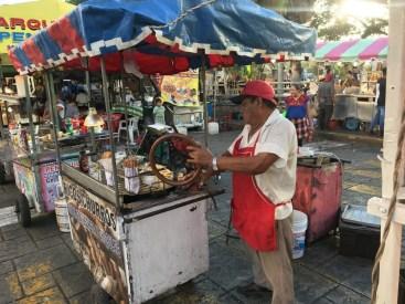 street food in Merida