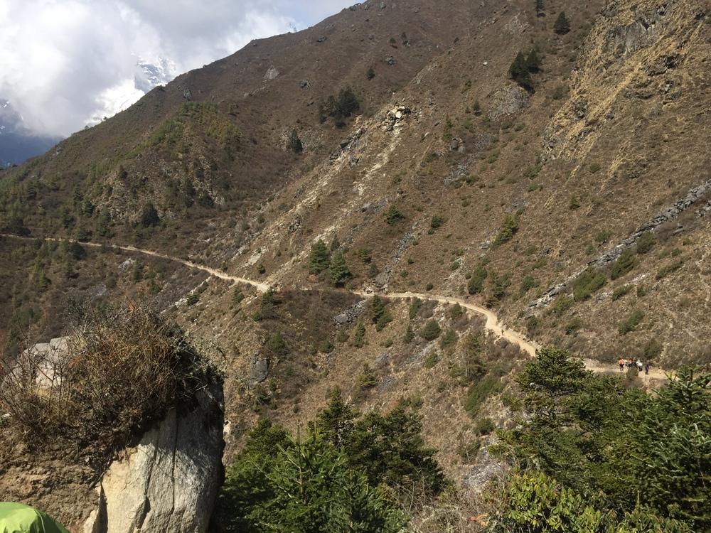 EBC trail