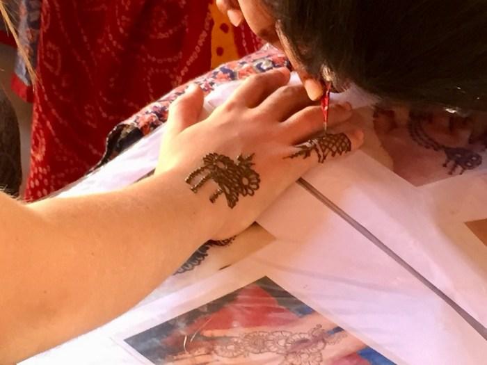 henna in Jaipur