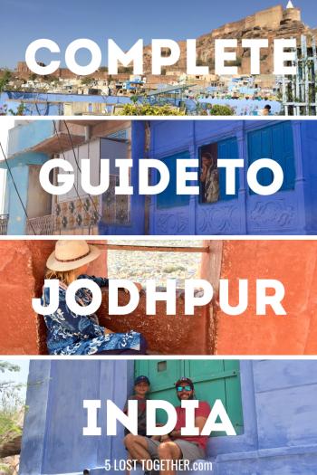 11 Things to do in Jodhpur