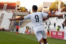 aridane celebración gol